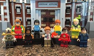Lego DC Figures 14