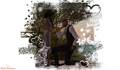 The Cake (Prisqua) Tags: secondlife proposal