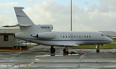 N900CM Falcon 900 Glasgow March 2017 (pmccann54) Tags: n900cm falcon900