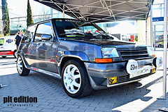 renault 5 gt turbo.... (pit edition) Tags: renault5 5gtt gtturbo gt turbo rallye rally mítico legend legenda r5 frenchcar frenchcars grey gris photography photo photocar photographer nikon nikond5300 d5300 5300 d tamron 18200 pitedition pit speedline corse wheels wheelwhores wheel wheelswhores sport renaultsport subida tramo ratonero renault racing vivelesport france cibie oldschool patanegra 15 boost turbina concha worldcar worldcars car sportcars coche automobile vehículo