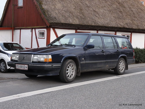 1998' Volvo 940 Turbo Aut.