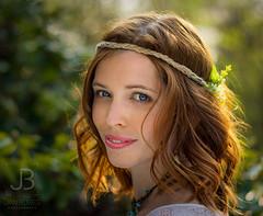 Katarína portrait (JanBures_com) Tags: portrait woman girl lady outdoor sun princess sunset prague praha