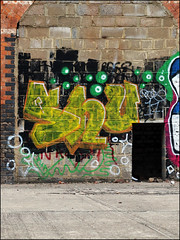 Shu2 (Alex Ellison) Tags: shu shu2 dds shoreditch eastlondon urban graffiti graff boobs