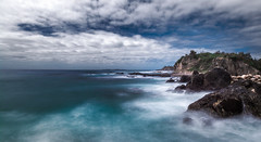 Montague-from-Narooma-Head (Snirk) Tags: narooma montague coast nd10 nd landscape