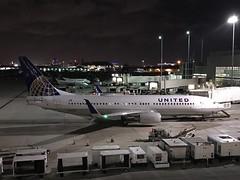 UA B738 FLL (Luis Fernando Linares) Tags: united winglets planespotting ual ua kfll fll 737800 737ng 738 b738 boeing avgeek aviation airlines n79521