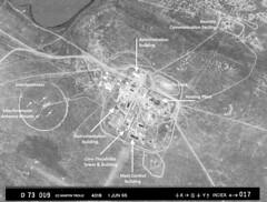 American Spy Satellite Photo of IP- 6, Amangeldi in Kazakhstan (martin.trolle) Tags: moon rocket science space astronaut cosmonaut soyuz baikonur nasa apollo military abandoned urbex nuke ruins