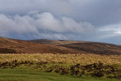 Bleak Beauty (Nige H (Thanks for 7.5m views)) Tags: nature landscape dartmoor devon england sky cloud storm stormy moorland