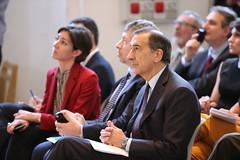 EOS_8479 Cristina Tajani, Ivan Scalfarotto e Giuseppe Sala (Fondazione Giannino Bassetti) Tags: milano progetto comunedimilano maifattura politica culutra neu