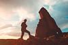 Ruins. Cappadocia, Turkey (Marji Lang Photography) Tags: anatolia anatolian ancientregionofanatolia capadocia cappadocia cappadocian centralanatolia centralanatoliaregion easternthrace eurasia europeandasia göremenationalpark hatti hattusa historical hittite kapadokya kappadokía katpatuka marjilang ottomanempire outdoors southeasterneurope travelphotography turk turkey turkeytourism turkeytrip turkish turkishcappadocia turkishempire turquie türk türkiye türkiyecumhuriyeti unescoworldheritagesite westernasia composition country cultural daylight destination documentary heartland heritage horizontal light one oneperson photodocumentary photograph photography photojournalism popular populartouristdestination silhouette tourism tourisminturkey touristic travel traveldestination travelinturkey visitturkey worldheritage worldsbeauty καππαδοκία