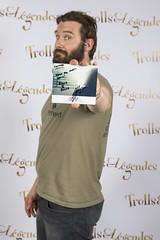 CLIVE STANDEN DIMANCHE - T&L-59 (TrollsLegendes) Tags: trolls et légendes 2017 clive standen