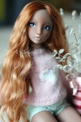 IMG_5703 (Cleo6666) Tags: lana lillycat cerisedolls marron glacé bjd doll chibbi