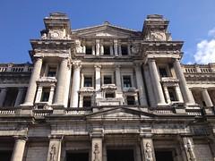 Palacio de Justicia (4) (Erasmusenflandes) Tags: erasmusbruselas palacio de justicia poelaert chapelle rue haute lepée colline capucins marolles contrastes bruselas bruxelles