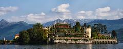 Isola Bella. Lac Majeur (Italie) (jjcordier) Tags: isolabella lacmajeur italie jardin île lac palais