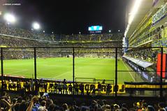 Boca Juniors vs. Defensa y Justicia 1:0 (Grober Schnitzer) Tags: bombonera estadio cabj bocajuniors argentina