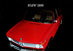 1966 BMW 1800 (aldenjewell) Tags: 1966 bmw 1800 brochure