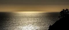 Calm (thomas.essi) Tags: usa california westcoast bigsur sunset goldenhour sea ocean coast nature roadtrip dark