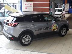 European Car of the Year 2017: Peugeot 3008 (harry_nl) Tags: netherlands nederland 2017 amersfoort peugeot 3008 nefkens european caroftheyear coty