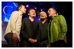 Boyd, Stewart, Kyle and Sheumas MacNeil