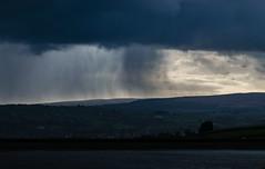 Storm (Robin Mulligan) Tags: nikon nikonpassion nikond5300 nature nikon55200mmf456vrii landscape lancashire england explore storm sky cloud rain moody mist rochdale ashworth reservoir light dark