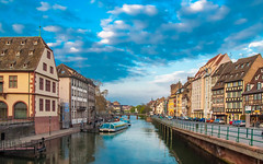 Strasbourg (01) (Vlado Ferenčić) Tags: france strasbourg cities citiestowns cityscape architecture nikond90 tamron175028 rivers alsace