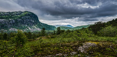 Evening (Tore Thiis Fjeld) Tags: norway mountains wilderness nature outdoors sky clouds evening nikon d800 sigma50mmf14dghsmart