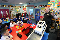 Car Safety at Yarnfield Primary School