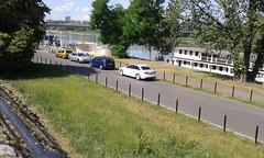 20160615_145213 (Paweł Bosky) Tags: wykroczenia kierujących warszawa śródmieście powiśle solec milicja straż miejska nic nie robią