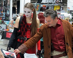 Calgary Expo 2017 (Day 1) (5of7) Tags: cosplay people superhero costume calgary comic entertainment expo thursday april 27 2017 fourday celebration creativity art film television thousands opening night 12th annual which runs from 30 stampede park indoor