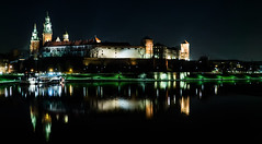 Wawel Castle (whidom88) Tags: wawel castle poland blue hour image