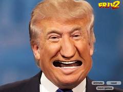 Warp Trump Face (Marco Player) Tags: funny trump jokes friv games friv2