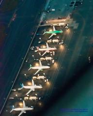 Peering Down on New 737s From A 737-800 (AvgeekJoe) Tags: 737 aerialphotograph bfi boeing737 boeingfield boeingfieldinternational d5300 dslr kbfi kingcounty nikon nikond5300 seattle usa wa washington washingtonstate aerial aerialphoto aerialphotography jetliner