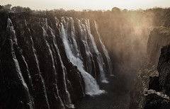 The Magic Of A Morning (AnyMotion) Tags: victoriafalls victoriafälle mosioatunya zambeziriver morninglight morgenlicht waterfall wasserfall detail light licht spray gischt water wasser landscape landschaft 2014 anymotion livingstone zambia sambia africa afrika travel reisen nature natur 6d canoneos6d colours colors farben landschaftsaufnahmen ngc
