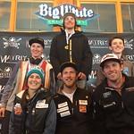 Big White Western Ski Cross Finals OPEN RACE 1b MEN PHOTO CREDIT: Todd Cashin