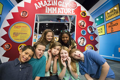 Klutz(R) Amazingly Immature (Port Discovery Children's Museum) Tags: klutz travelingexhibit