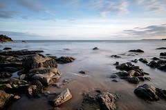 Peaceful (Mike Foo) Tags: beach wales uk landscape seascape ndfilter leefilter longexposure pembrokeshire fuji xt2 water sea sky