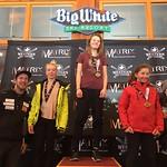 Big White Western Ski Cross Finals U14 WOMEN RACE 2b PHOTO CREDIT: Todd Cashin