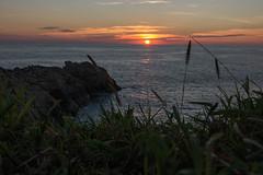 Mazunte Punta Cometa lookout Mexico sunset-5