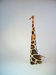 Girafe - Viviane Berty (Rui.Roda) Tags: origami papiroflexia papierfalten girafa giraffe jirafa girafe viviane berty