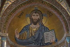 Cefalù - la Cattedrale (marlettagioacchino) Tags: chiesa cefalù sicilia italia nikon church italy