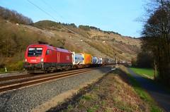 ÖBB 1116 052, Gambach (Sander Brands) Tags: öbb taurus 1116 maintal maindal trein train treni treno trenuri rcc rail cargo carrier kbs kbs800 klv