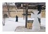 Untitled Image (Florin Aioanei) Tags: winter monastery cross ice romania florin aioanei