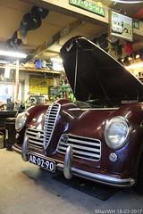 Alfa Romeo 6C 2500 Freccia d'Oro 1948 (AR-02-90) (MilanWH) Tags: alfa romeo 6c 2500 freccia doro 1948 ar0290 oro