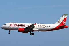 D-ABDU_01 (GH@BHD) Tags: dabdu airbus a320 a320200 ab ber airberlin etihadairways ace gcrr arrecifeairport arrecife lanzarote logojet specialcolours airliner aircraft aviation