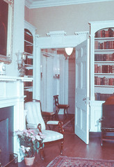 Library Edmonston-Alston House Charleston SC 1977 purchased slide.jpg (buddymedbery) Tags: years charleston unitedstates 1970s southcarolina 1977