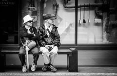 DSCF0624 (靴子) Tags: 人 街拍 老人 黑白 單色 street people xt2 fuji bnw streetphoto