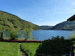 Eugi, Navarre, Espagne: lac de barrage sur l'Arga. (Marie-Hélène Cingal) Tags: espagne españa spain navarre navarra eugi