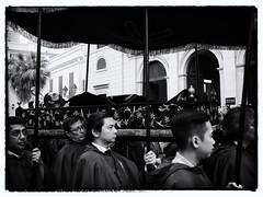 Good Friday Procession (Feldore) Tags: good friday procession macau jesus traditional hongkong statue bier carry carried portugese feldore mchugh em1 olympus 1240mm christian festival