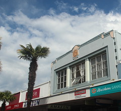 Hastings and Napier, New Zealand (zeev777) Tags: hastings napier newzealand buildings architecture artdecoarchitecture artdeco