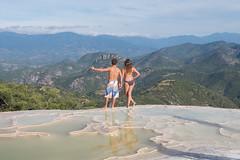 Oaxaca Hierve el Agua pools-23