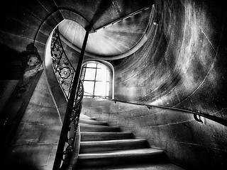 Spiral Staircase Versailles